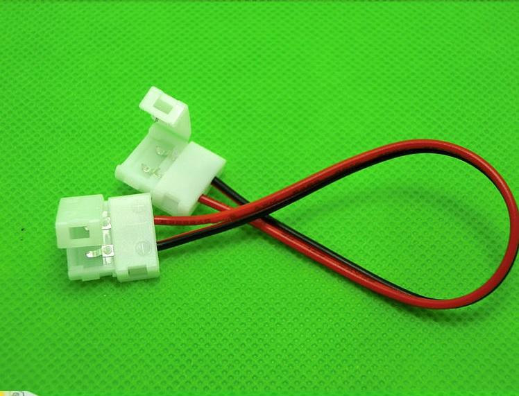 10mm 2 kontaktu juostos lankstus sujungimas