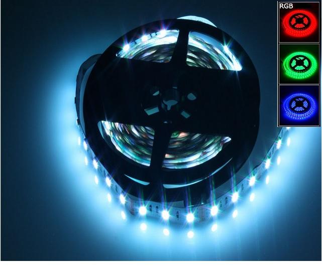 LED juosta 5050 SMD 60m 14,4W