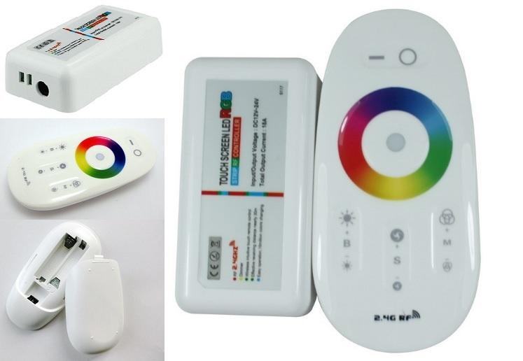 RGB lieciamas 18A Touch