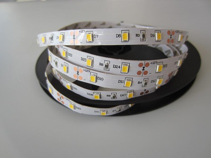 LED 2835 SMD 60LED/m, 3,8W/m