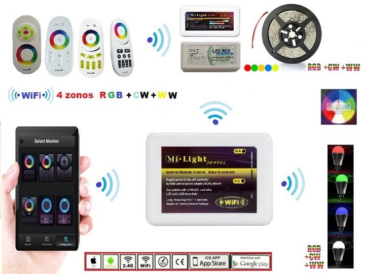 WiFi valdiklis 5v, 500mA