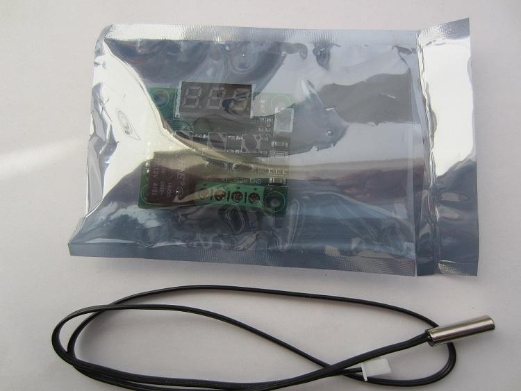 Termoreguliatorius - termostatas 12V