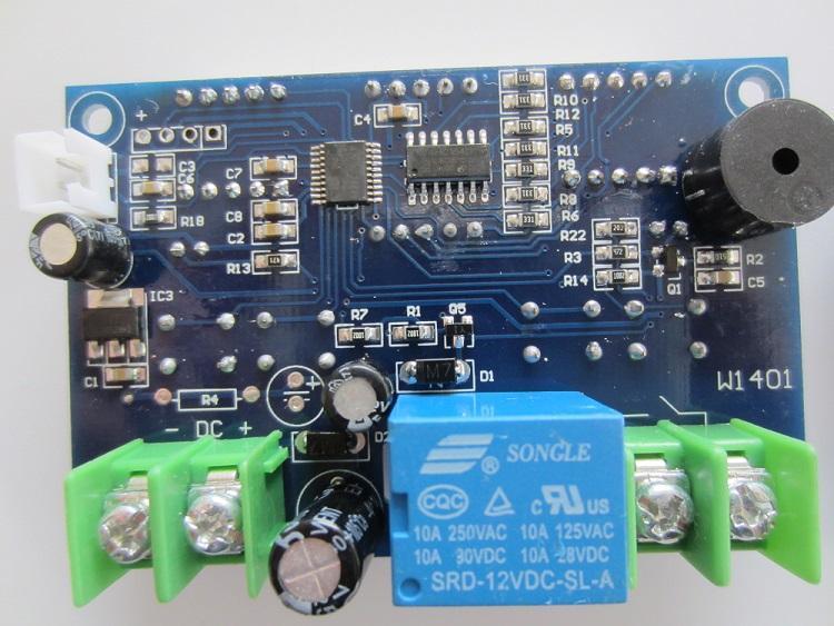 termoreguliatorius - termostatas 6 skaiciu