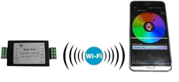 prijunkite wifi