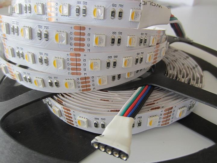 5050 RGBWW 4x1 LED