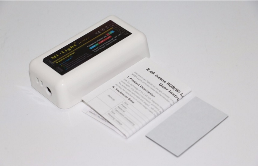 MiLight 2,4G RGB valdiklis 3x6A 12-24V