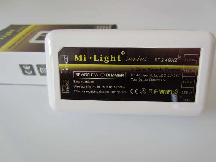 Mi Light W+W Valdiklis 2x6A