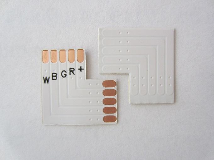 RGBW 5 kontaktu jungtis L