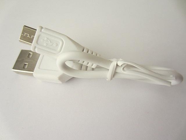 USB - mini USB laidas 30 centimetru