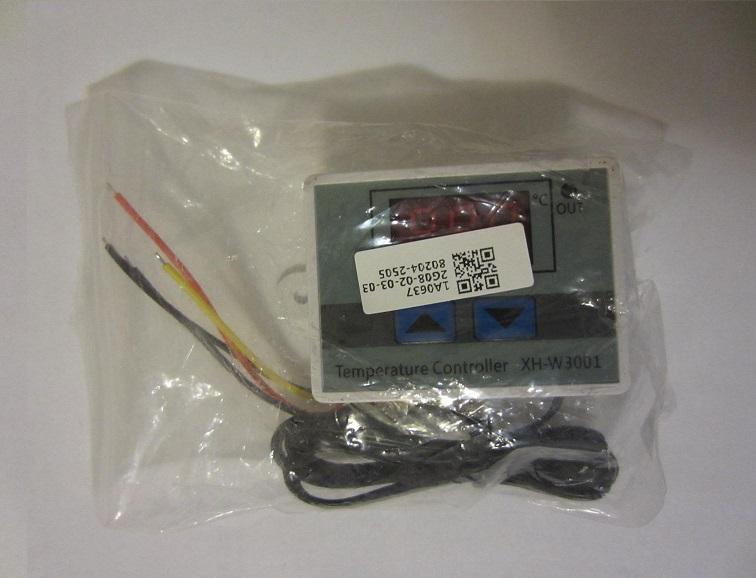 Termoreguliatorius termostatas 12V