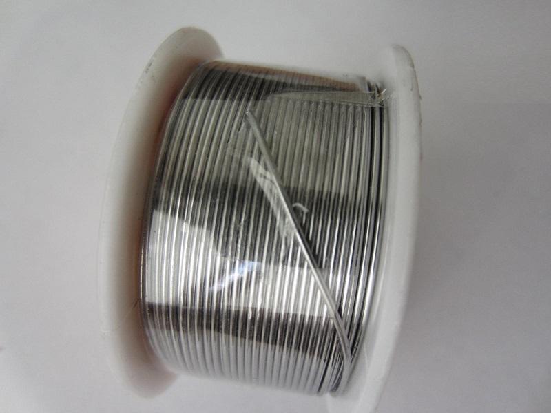 Lydmetalis 100g. 8mm su fliusu a