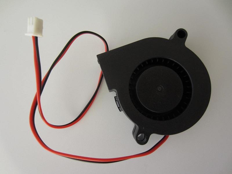 ventiliatorius 5V a