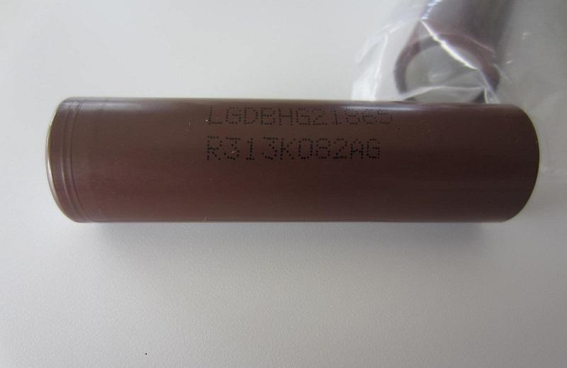 18650 baterijos 3000mah HG2