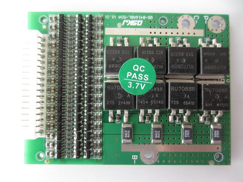 Universalus BMS 6S-16S 50A