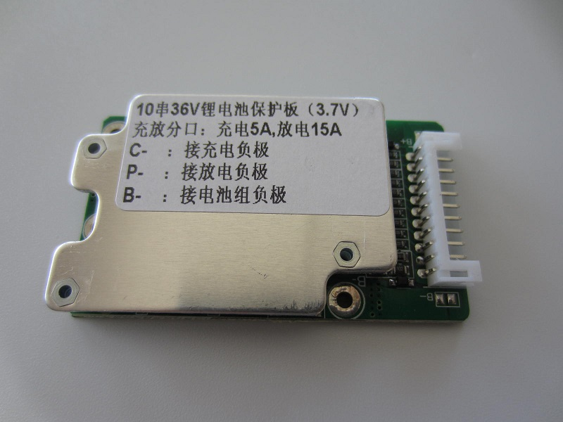 BMS 10S-36V 15A