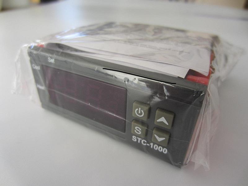 Termoreguliatorius termostatas 12V STC-1000