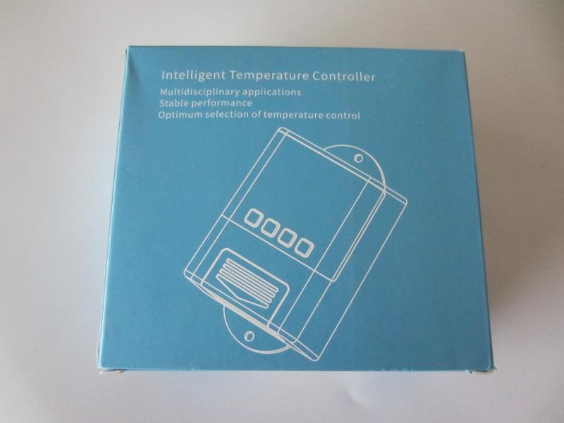 Inkubatoriui termoreguliatorius - termostatas 220V 10Ax2 DTC1200
