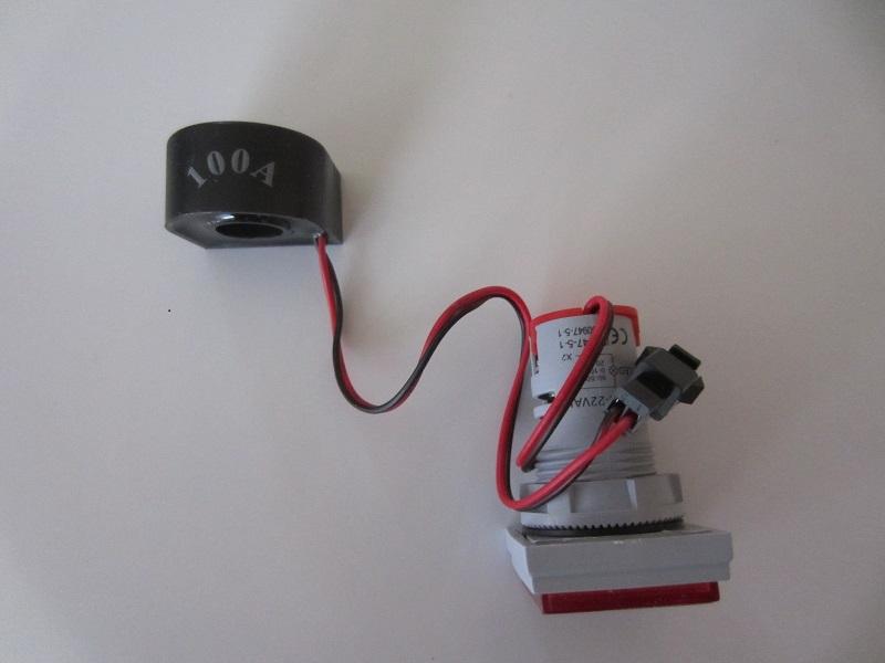 Trys viename AC60-300V-A-Hz