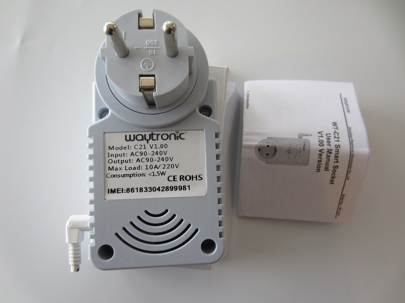 GSM termoreguliatorius termostatas taimeris